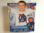 Marvel Avengers Colour It! T-shirt Activity