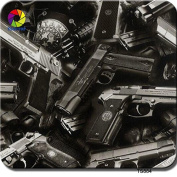 Hydrographic Film - Water Transfer Printing - Hydro Dipping - Pistols - 1 Sq. Metre