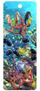Waterworld, 3-D Bookmark with Tassel