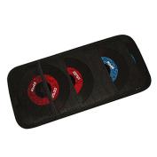 Car SUV Accessories Sun Visor Black 12 Disc CD DVD Folder Bag Organiser Holder