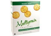 Trader Joe's Multigrain Crackers