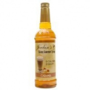 Jordan's Skinny Gourmet Syrups Sugar Free, Caramel, 750ml
