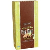 Nature's Bakery Whole Wheat Fig Bars - Apple Cinnamon - 12 ct