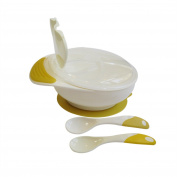 Baby Toddler Stay Put Suction Bowl