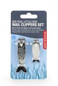 Big Fish & Little Fish Nail Clipper Set