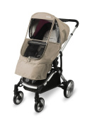 Manito Elegance Beta Stroller Weather Shield / Rain Cover