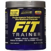 MHP Fit Trainer Fruit Punch -- 40 Servings
