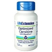 Life Extension Optimised Carnitine w/ Glycocarn 60 vegetarian capsules Carrier to shipping international usps, ups, fedex, dhl, 14-28 Day By Dragon Shopping