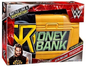 WWE Seth Rollins Dress Up Costume with Money In The Bank Briefcase Prop