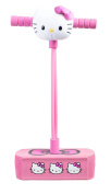 Hello Kitty Jump and Squeak Foam Pogo Hopper by Flybar - Fun Pogo Stick For Toddlers Ages 3 & Up