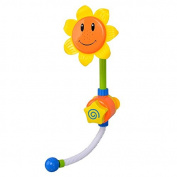 Children Playing Toys Bathtub Toys Gifted Sunflower Cartoon Infant Baby Shower Body Sprays