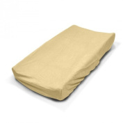Kidiway Plush Changing Pad Cover, Beige