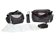 5pcs Baby Nappy Changing Bags Set