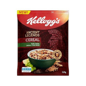Kellogg's Ancient Legends Cereal Spelt, Apple, Sultana & Chia Seeds 320g