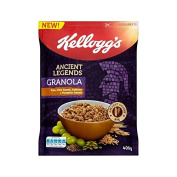 Kellogg's Ancient Legends Granola Rye, Chia Seeds, Sultana & Pumpkin Seeds 400g
