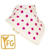 Funky Giraffe Bandana Baby Toddler 100% Cotton Bibs