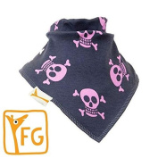 Funky Giraffe Bandana Baby Toddler 100% Cotton Bibs