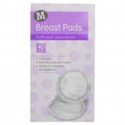 Morrisons Maternity Breast Pads, 40 Pads