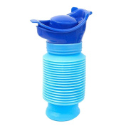 Camping Car Travel Portable Family Unisex Children Babies Plastic Mini Pee Potty Urinal Toilet Urine Device