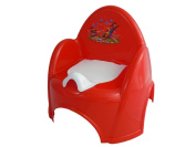 Kids Childrens Toddler Plastic Potty Chair / Seat - UFO Design - Perfect For Your Child