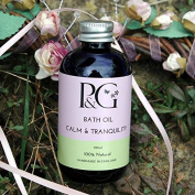 Pink & Green Skincare Bath Oil Calm & Tranquilly - 100ml