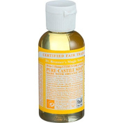 Dr Bronner Organic Citrus Castile Liquid Soap 59 ml