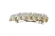 Hair Barrette Gorgeous. Crystal Style Wedding Formal Bridesmaid Hair Accessories by www.favourstudio.com