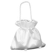 Fenical Satin Money Bag - Bridal Wedding Bag