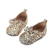 Anna-Kaci Baby Soft Sole Leopard Shoes Infant Boy Girl Cool Toddler Moccasin 0-18m