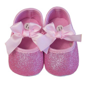 Kirei Sui Baby Light Pink Sparkle Shoes