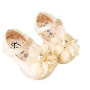 Cinda Baby Girls Flower Shoes 6 9 12 18 Months