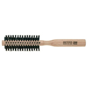 Beter - Round Brush with Natural Bristle - 8 ROWS - 1 Unit