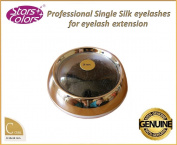 Silk lashes - professional grade lashes, blink lash stylist alternative, C Curl 0,15 mm with 14 mm length, high quality silk eyelashes for eyelash extension! ...