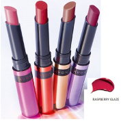 Avon Shine Burst Gloss Stick - RASPBERRY GLAZE