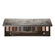 Urban Decay Makeup Naked Palette Smoky Shadows. Eyelids