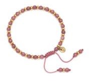 Lola Rose Compton Pink Tourmaline Bracelet