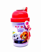 Nickelodeon Paw Patrol Skye 500 ML Kids Pop Up Drinks Bottle