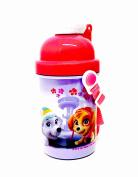 Nickelodeon Paw Patrol Skye 500 ML Kids Pop Up Drinks Bottle
