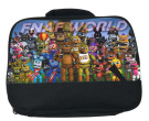 FIVE NIGHTS AT FREDDYS CANVAS LUNCH BAG/BOX