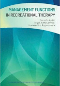 Management Functions in Recreational Therapy
