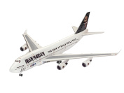 "Revell GmbH 04950 Boeing 747-400 Iron Maiden ""Ed Force One"""