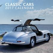 Classic Cars Calendar:2017