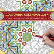 Colouring: Calendar 2017