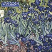 2017 Calendar: Van Gogh