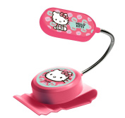 Spearmark Hello Kitty Clip on Bed Light, Pink