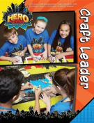 Vacation Bible School 2017 Vbs Hero Central Craft Leader