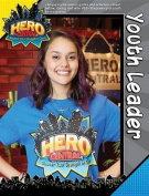 Vacation Bible School 2017 Vbs Hero Central Youth Leader Book