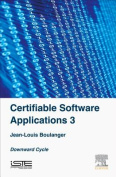 Certifiable Software Applications