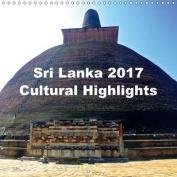 Sri Lanka Cultural Highlights 2017