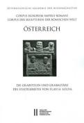 Corpus Signorum Imperii Romani, Osterreich / Die Grabstelen Und Grabaltare Des Stadtgebietes Von Flavia Solva  [GER]